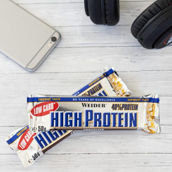 barrita de proteina