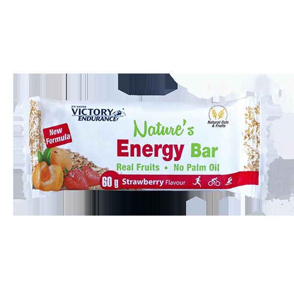 barrita energética fresa victory endurance
