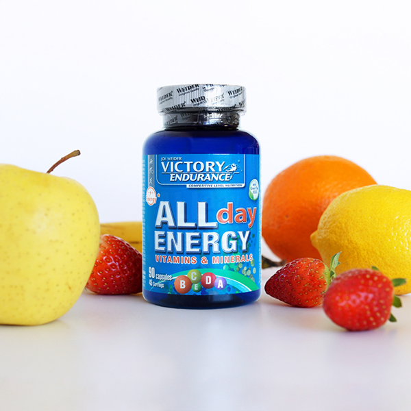 All day energy 90 capsulas