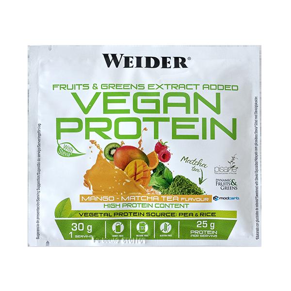 proteina vegana mango