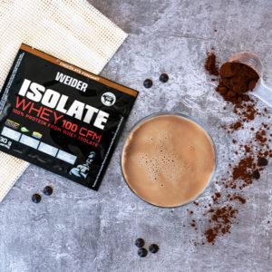 suplemento proteina chocolate