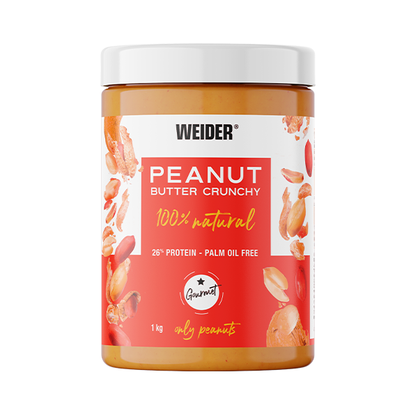 peanut butter natural crunchy