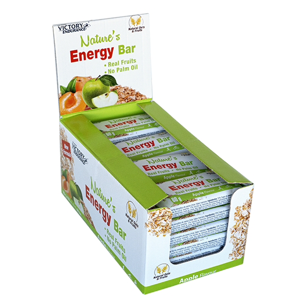 barrita energética manzana victory endurance