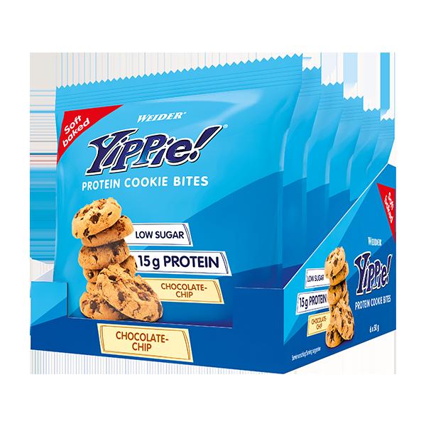 cookies de proteina weider