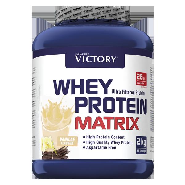 proteina vainilla victory endurance