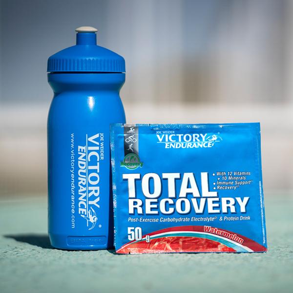 Total Recovery suplemento sabor sandía