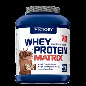proteina chocolate victory endurance