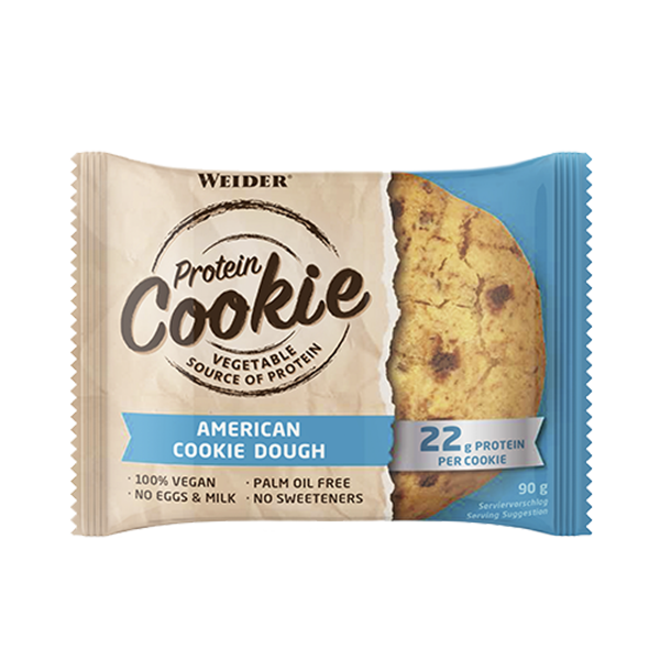 protein cookie amierican dought