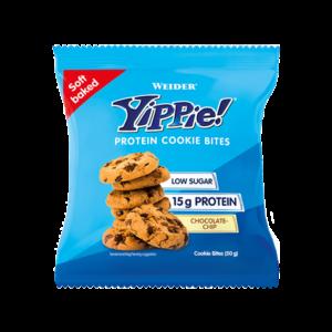 galletas de proteina weider