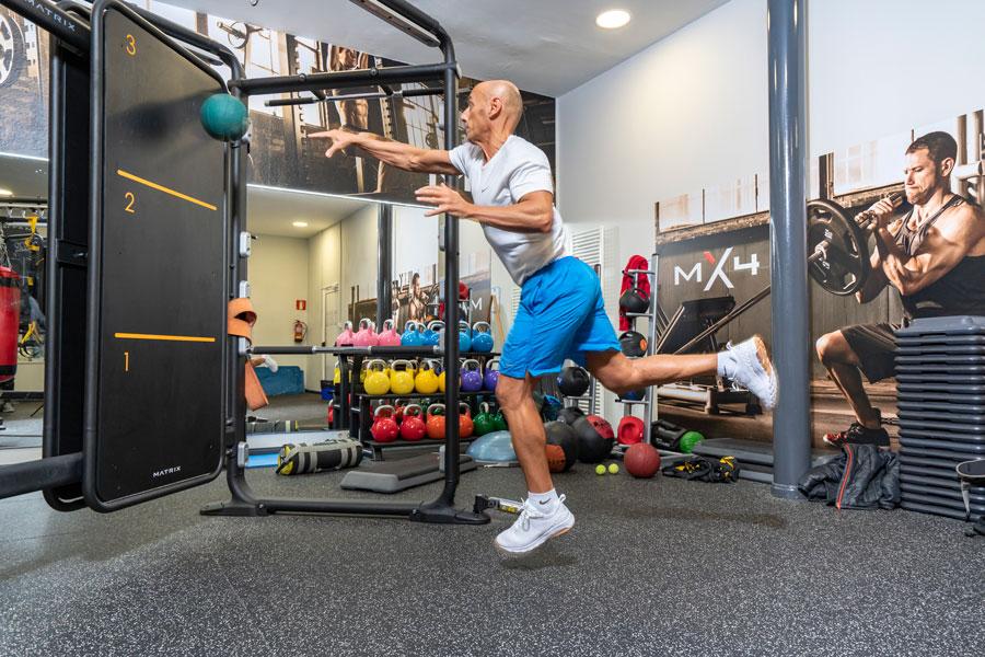 Plan de entrenamiento para la vuelta al gimnasio