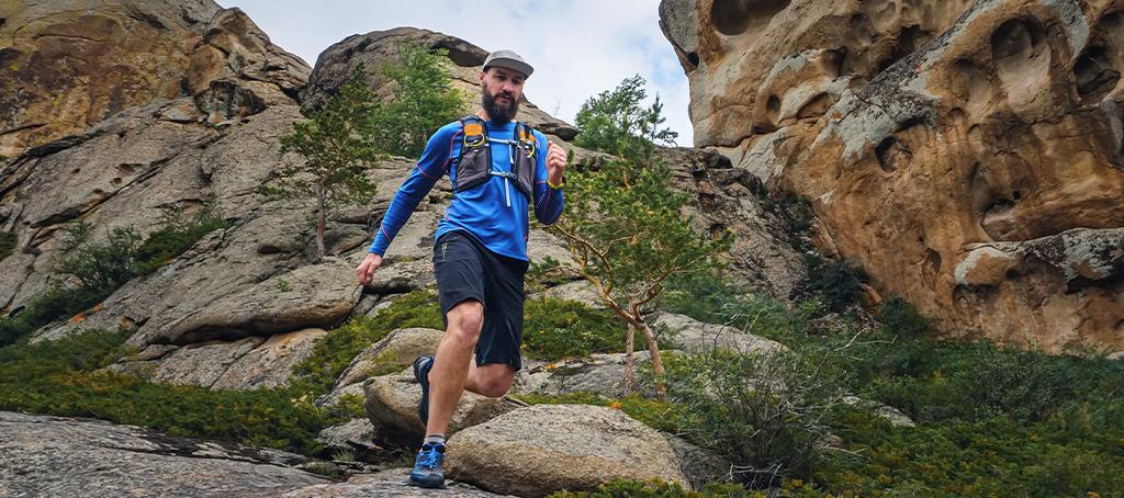 Entrenar el volumen para correr una Ultra Trail
