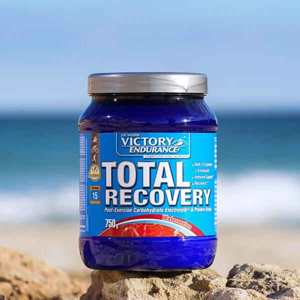 Suplemento carbohidratos Total Recovery sandía